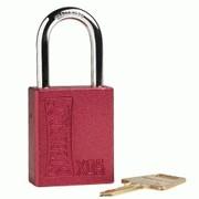 Candado Lockout X05 color Rojo