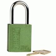 Candado Lockout X05 color Verde