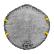 RESPIRADOR DESCARTABLE STEELPRO N95 (20 UN) 2730C