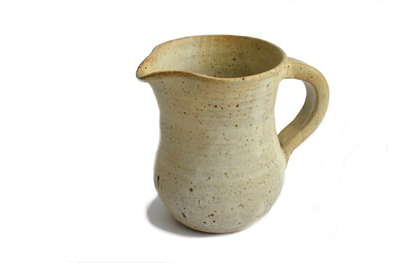 Jarrita en cerámica gres