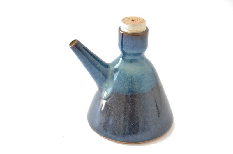 Aceitera o soyera en cerámica gres
