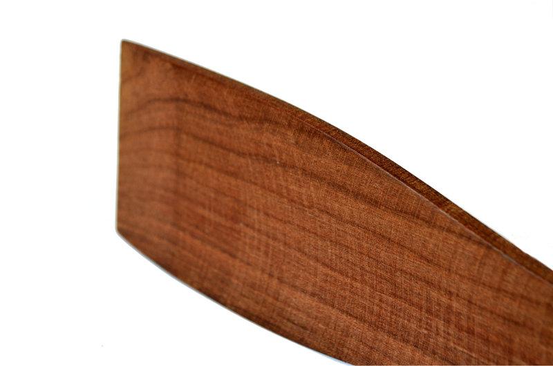 Paleta grande en madera de roble pellín
