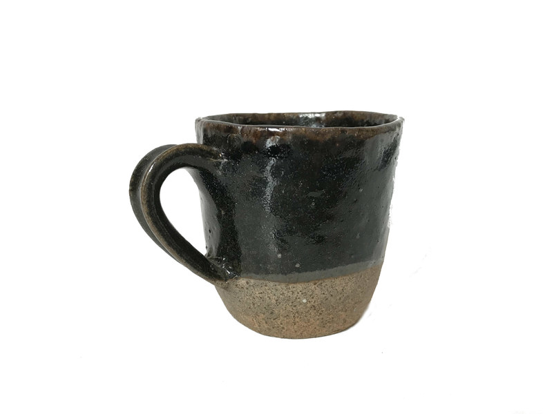 Set espresso en cerámica café moro