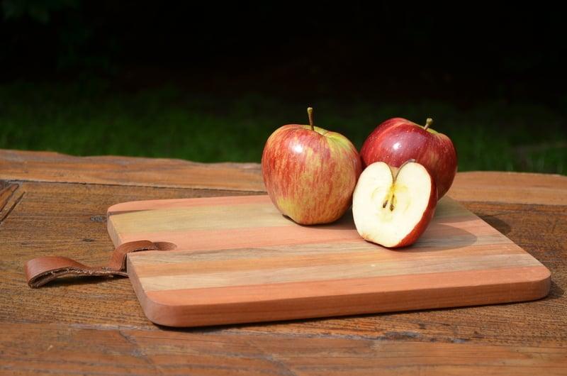 Tabla de maderas nativas - Mediana