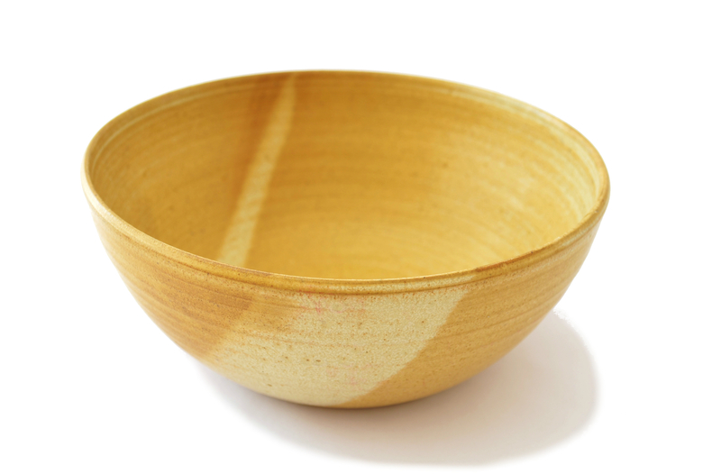 Juego 2 fuentes medianas en cerámica gres