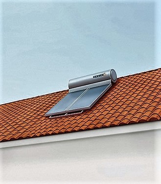 Termosifon Solar 300 Litros