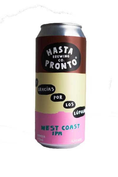 Hasta Pronto West Coast IPA