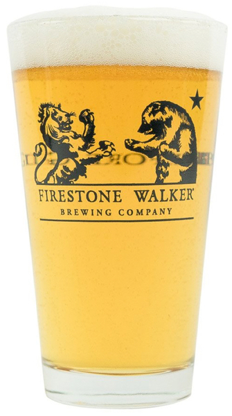 Vaso Firestone Walker Pint