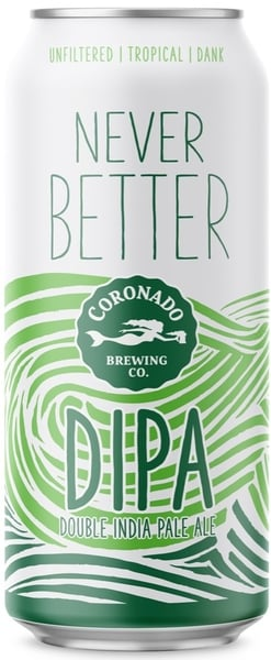 Never Better Double IPA