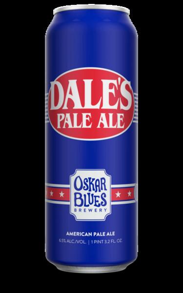 Dales Pale Ale.