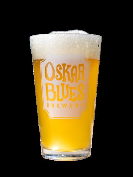 Vaso Oskar Blues Pint