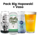 El Big Hopowski + Vaso