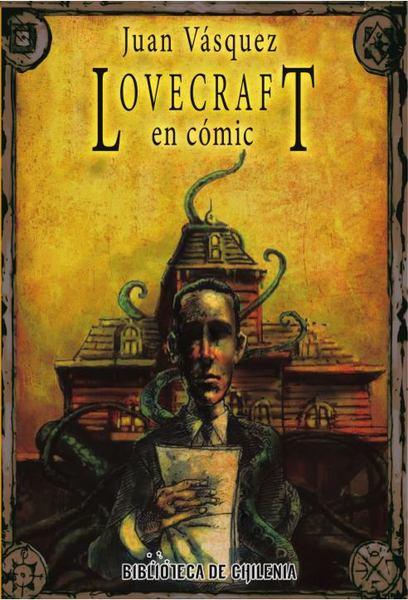 Lovecraft en Cómic