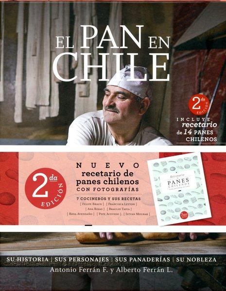 El pan en Chile (2da edición)