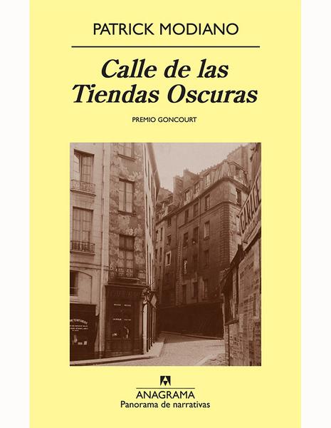 CALLE DE LAS TIENDAS OSCURAS