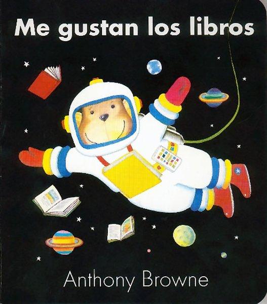 Me gustan los libros