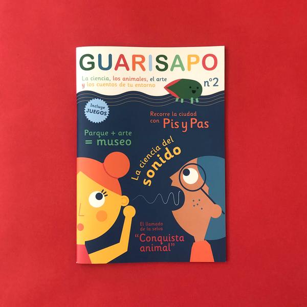 Revista Guarisapo Nº2