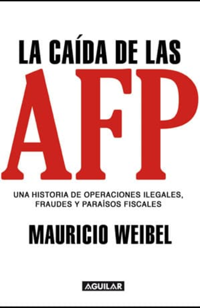 La caída de las AFP