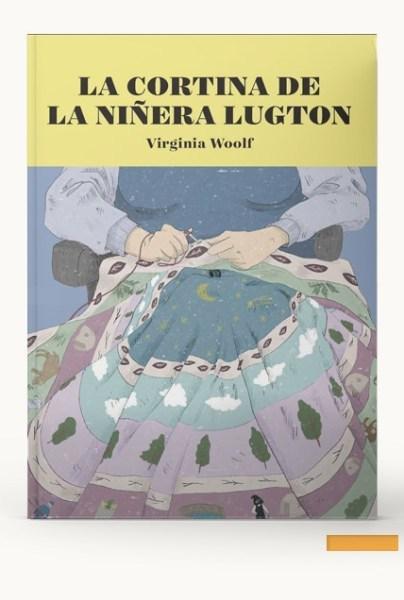 La cortina de la niñera Lugton