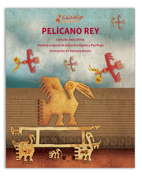 Pelícano Rey