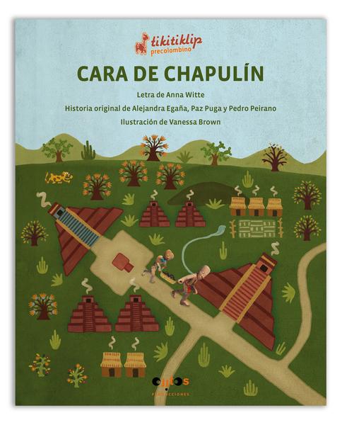 Cara de Chapulín