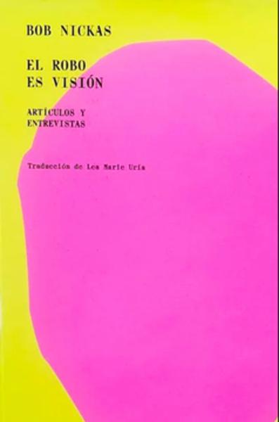 El robo es visión