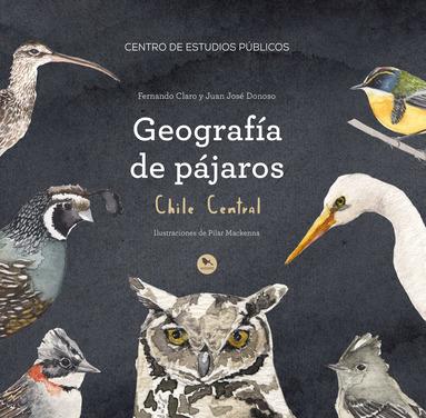 Geografía de pájaros Chile Central