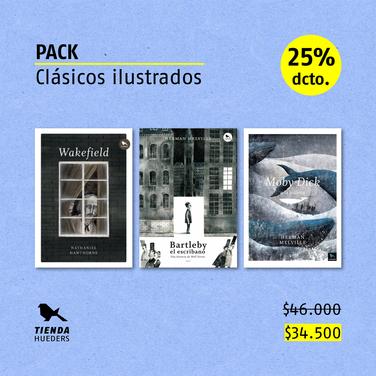 Pack Clásicos ilustrados