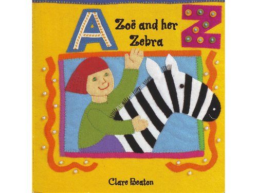 Zoë and her Zebra