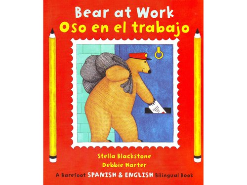 Oso en el trabajo - Bear at work