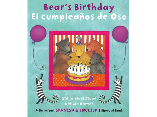 El cumpleaños de Oso - Bear's Birthday