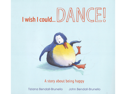 I wish I could...DANCE!