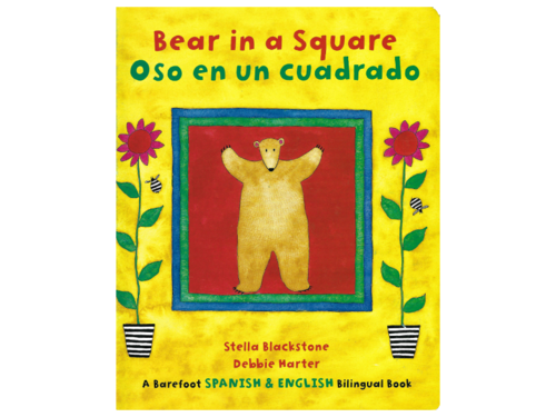 Oso en un cuadrado - Bear in a Square
