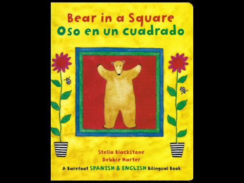 Oso en un cuadrado - Bear in a Square