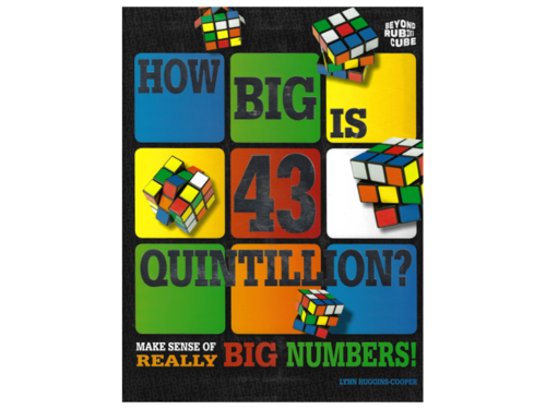 How big is 43 quintillion?