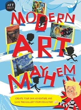 Modern Art Mayhem