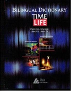 Diccionario Inglés-Español Time Life (un volumen, CD-ROM)