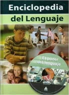 Enciclopedia del Lenguaje (un volumen, CD-ROM)