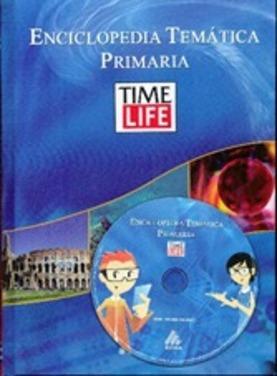 Enciclopedia Temática Primaria (un volumen, CD-ROM)