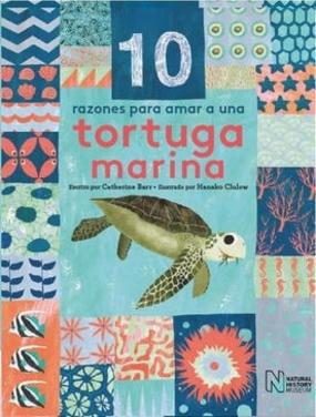 10 razones para amar a una tortuga marina