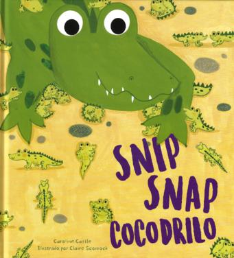 Snip Snap Cocodrilo