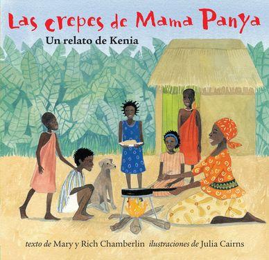 Las crepes de Mama Panya