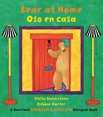 Bear at Home / Oso en casa