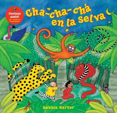 Cha-cha-chá en la selva