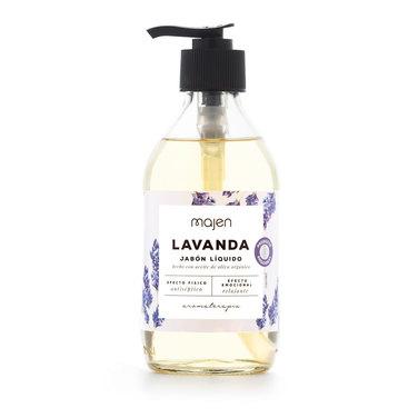 Jabón Líquido Orgánico LAVANDA