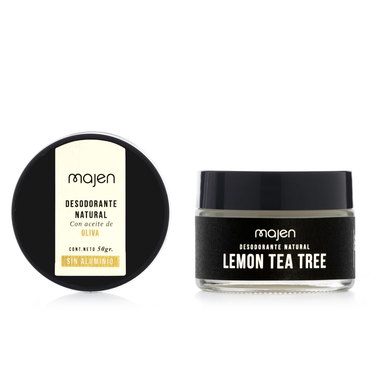 Desodorante Lemon Tea Tree