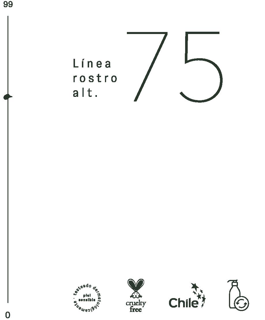 Rostro Alt. 75