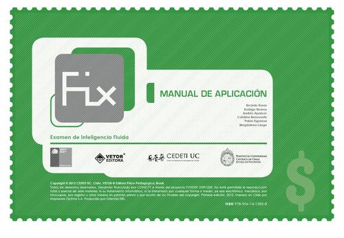 Manual Adicional FIX