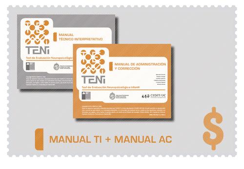 Manual TI + Manual AC + Bolso  /  TENI
