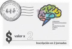 Inscripción en 2 Jornadas Interdisciplinarias en Neuropsicología Clínica